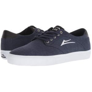 ラカイ Lakai メンズ スニーカー シューズ・靴 Porter Navy Textile|fermart-shoes
