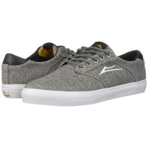 ラカイ Lakai メンズ シューズ・靴 Porter Grey Textile 1|fermart-shoes