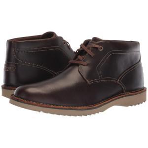 ロックポート Rockport メンズ ブーツ シューズ・靴 Cabot Chukka Beeswax Leather|fermart-shoes