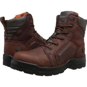 ロックポート メンズ ブーツ シューズ・靴 More Energy Brown|fermart-shoes
