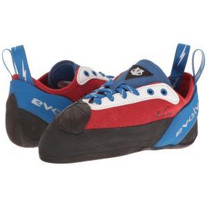 イボルブ メンズ スニーカー シューズ・靴 Ashima Red/White/Blue|fermart-shoes