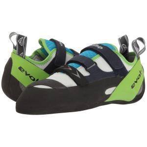 イボルブ メンズ スニーカー シューズ・靴 Supra White/Neon Green|fermart-shoes