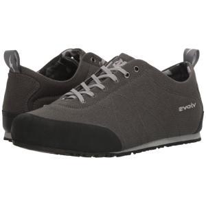 イボルブ メンズ スニーカー シューズ・靴 Cruzer Psyche Camo Gray|fermart-shoes