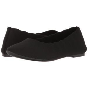 スケッチャーズ SKECHERS レディース スリッポン・フラット シューズ・靴 Cleo - Bewitch Black|fermart-shoes