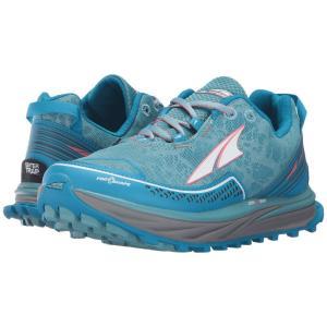 アルトラ レディース スニーカー シューズ・靴 Timp Trail Blue|fermart-shoes
