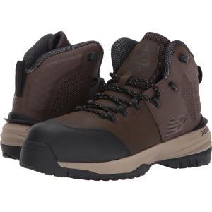 ニューバランス メンズ シューズ・靴 ハイキング・登山 989v1 Brown/Brown|fermart-shoes