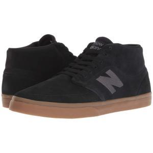 ニューバランス New Balance Numeric メンズ スニーカー シューズ・靴 NM346 Black/Gum fermart-shoes