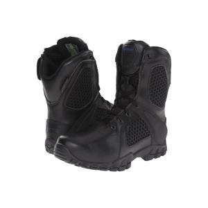ベイツ Bates Footwear レディース ブーツ シューズ・靴 Shock 8' Black|fermart-shoes