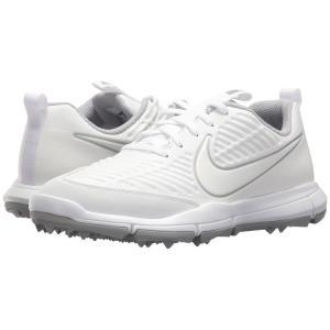 ナイキ レディース シューズ・靴 ゴルフ Explorer 2 White/White/Wolf Grey/Metallic Silver fermart-shoes