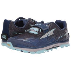 アルトラ Altra Footwear レディース スニーカー シューズ・靴 King MT 1.5 Black/Purple|fermart-shoes