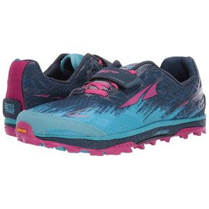 アルトラ Altra Footwear レディース スニーカー シューズ・靴 King MT 1.5 Blue/Raspberry|fermart-shoes
