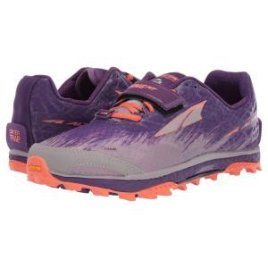 アルトラ Altra Footwear レディース スニーカー シューズ・靴 King MT 1.5 Plum/Orange|fermart-shoes