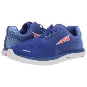 アルトラ Altra Footwear レディース スニーカー シューズ・靴 Solstice Blue 2|fermart-shoes