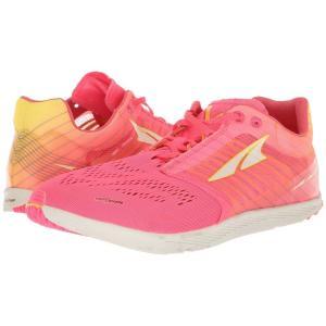 アルトラ Altra Footwear レディース スニーカー シューズ・靴 Vanish-R Yellow|fermart-shoes