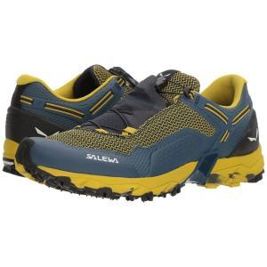 サレワ メンズ スニーカー シューズ・靴 Ultra Train 2 Night Black/Kamille|fermart-shoes