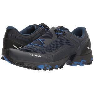 サレワ メンズ スニーカー シューズ・靴 Ultra Train 2 Dark Denim/Royal Blue|fermart-shoes