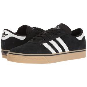 アディダス メンズ スニーカー シューズ・靴 Adi-Ease Premiere Black/White/Gum 2 fermart-shoes