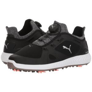 プーマ メンズ シューズ・靴 ゴルフ Ignite Power Adapt Disc Puma Black/Puma Black fermart-shoes