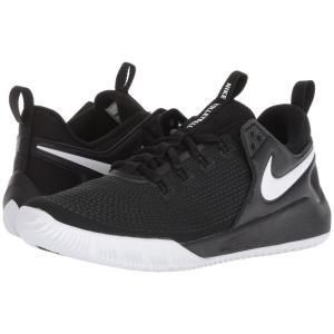 ナイキ Nike レディース シューズ・靴 バレーボール Zoom HyperAce 2 Black/White|fermart-shoes