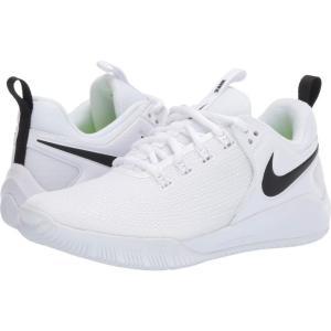 ナイキ Nike レディース シューズ・靴 バレーボール Zoom HyperAce 2 White/Black fermart-shoes