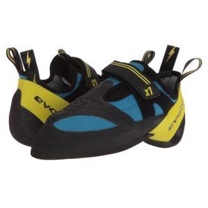 イボルブ メンズ スニーカー シューズ・靴 X1 Seafoam/Neon Yellow|fermart-shoes