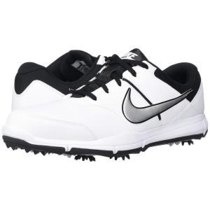 ナイキ Nike Golf メンズ ゴルフ シューズ・靴 Durasport 4 White/Metallic Silver/Black|fermart-shoes