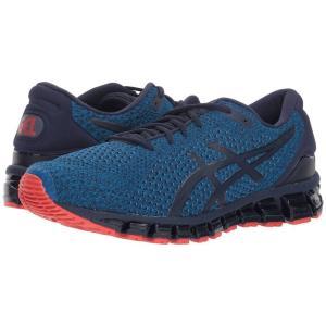 アシックス ASICS メンズ シューズ・靴 ランニング・ウォーキング GEL-Quantum 360 Knit Race Blue/Peacoat|fermart-shoes
