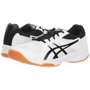 アシックス ASICS レディース シューズ・靴 バレーボール Gel-Upcourt 3 White/Black|fermart-shoes