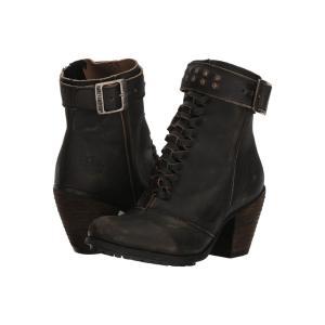 ハーレーダビッドソン Harley-Davidson レディース ブーツ シューズ・靴 Calkins Smoke|fermart-shoes