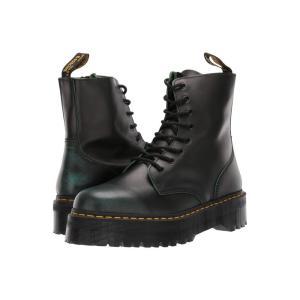 ドクターマーチン Dr. Martens レディース ブーツ シューズ・靴 Jadon Vintage Green Vintage|fermart-shoes