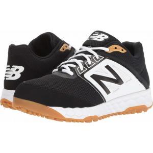 ニューバランス New Balance メンズ シューズ・靴 野球 T3000V4 Baseball Black/White|fermart-shoes