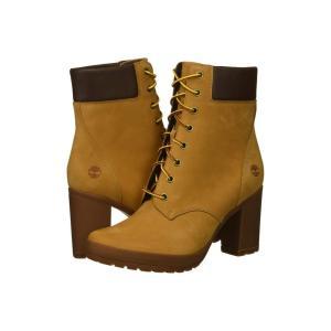 ティンバーランド Timberland レディース ブーツ シューズ・靴 Camdale 6' Boot Wheat Nubuck|fermart-shoes