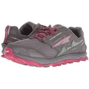 アルトラ Altra Footwear レディース スニーカー シューズ・靴 Lone Peak 4 Raspberry|fermart-shoes