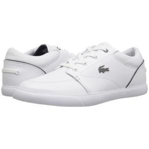 ラコステ Lacoste メンズ スニーカー シューズ・靴 Bayliss 318 2 White/Navy|fermart-shoes