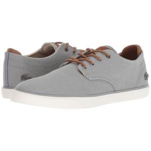 ラコステ Lacoste メンズ スニーカー シューズ・靴 Esparre 318 3 Grey/Tan|fermart-shoes