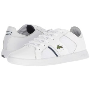 ラコステ Lacoste メンズ スニーカー シューズ・靴 Novas 318 2 White/Navy|fermart-shoes