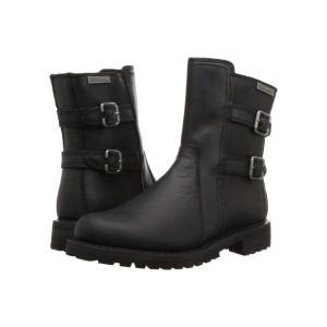 ハーレーダビッドソン Harley-Davidson レディース ブーツ シューズ・靴 Fillon Black|fermart-shoes