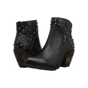 ハーレーダビッドソン Harley-Davidson レディース ブーツ シューズ・靴 Wexford Black|fermart-shoes