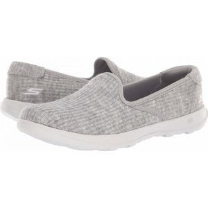スケッチャーズ SKECHERS Performance レディース シューズ・靴 Go Walk Lite Enchantment Grey|fermart-shoes