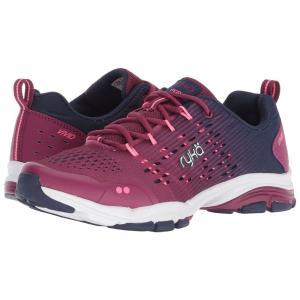 ライカ Ryka レディース スニーカー シューズ・靴 Vivid RZX Raspberry Fabric/PU|fermart-shoes
