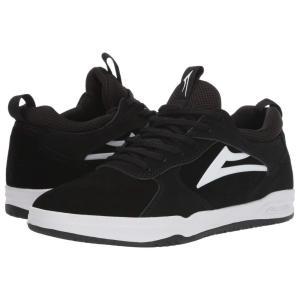 ラカイ Lakai メンズ スニーカー シューズ・靴 Proto Black Suede|fermart-shoes