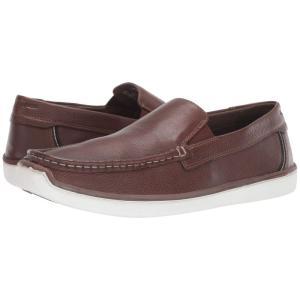 ハッシュパピー Hush Puppies メンズ スニーカー シューズ・靴 Toby Venetian Saddle Brown Leather|fermart-shoes