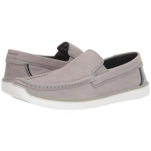 ハッシュパピー Hush Puppies メンズ スニーカー シューズ・靴 Toby Venetian Cool Grey Nubuck|fermart-shoes
