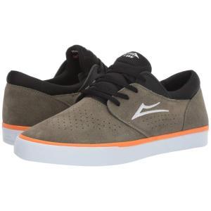 ラカイ Lakai メンズ シューズ・靴 Fremont Vulc Olive Suede|fermart-shoes