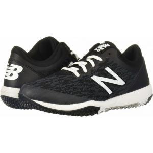 ニューバランス New Balance メンズ サッカー シューズ・靴 4040v5 Turf Black/White|fermart-shoes