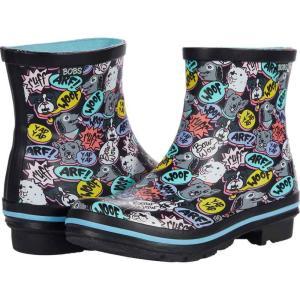 スケッチャーズ BOBS from SKECHERS レディース レインシューズ・長靴 シューズ・靴 Rain Check Black Multi|fermart-shoes