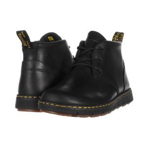 ドクターマーチン Dr. Martens メンズ ブーツ チャッカブーツ シューズ・靴 Rhodes Chukka Black|fermart-shoes