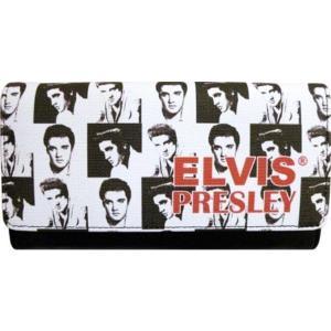 エルヴィス プレスリー レディース 財布 Elvis Presley Wallet EL1210 Black|fermart-shoes