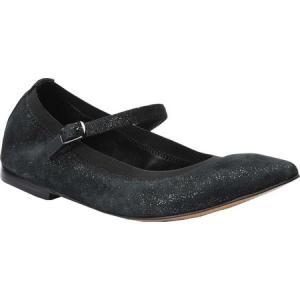 アイソラ Isola レディース シューズ・靴 Palleteri Mary Jane Black Full Grain Leather|fermart-shoes
