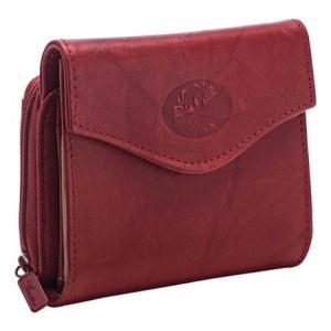 バクストン レディース 財布 Heiress Zip French Purse Wallet Red fermart-shoes